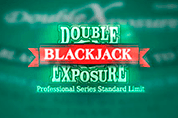 Автовой автомат Double Exposure Blackjack Pro Series