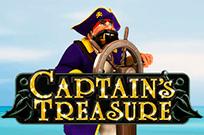 Сокровища Капитана от казино Вулкан