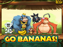 Играйте на деньги в Вперед Бананы