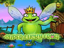 Удачливая Лягушка – играй на деньги