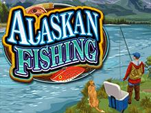 Играйте на деньги в автомат Рыбалка На Аляске