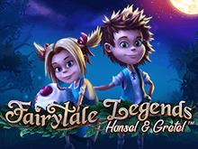 Играйте онлайн на автомате Fairytale Legends: Hansel & Gretel