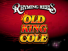 Старый Король Коул - Рифмующиеся Барабаны игра в клубе Вулкан Бонус