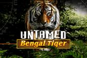 Untamed Bengal Tiger игровой автомат с удачей и азартом