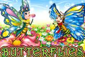 Butterflies популярный игровой онлайн-автомат