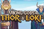 Игровой автомат Боги Викингов: Тор И Локи от Playson