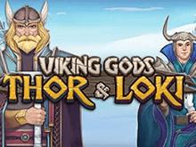 Боги Викингов: Тор И Локи